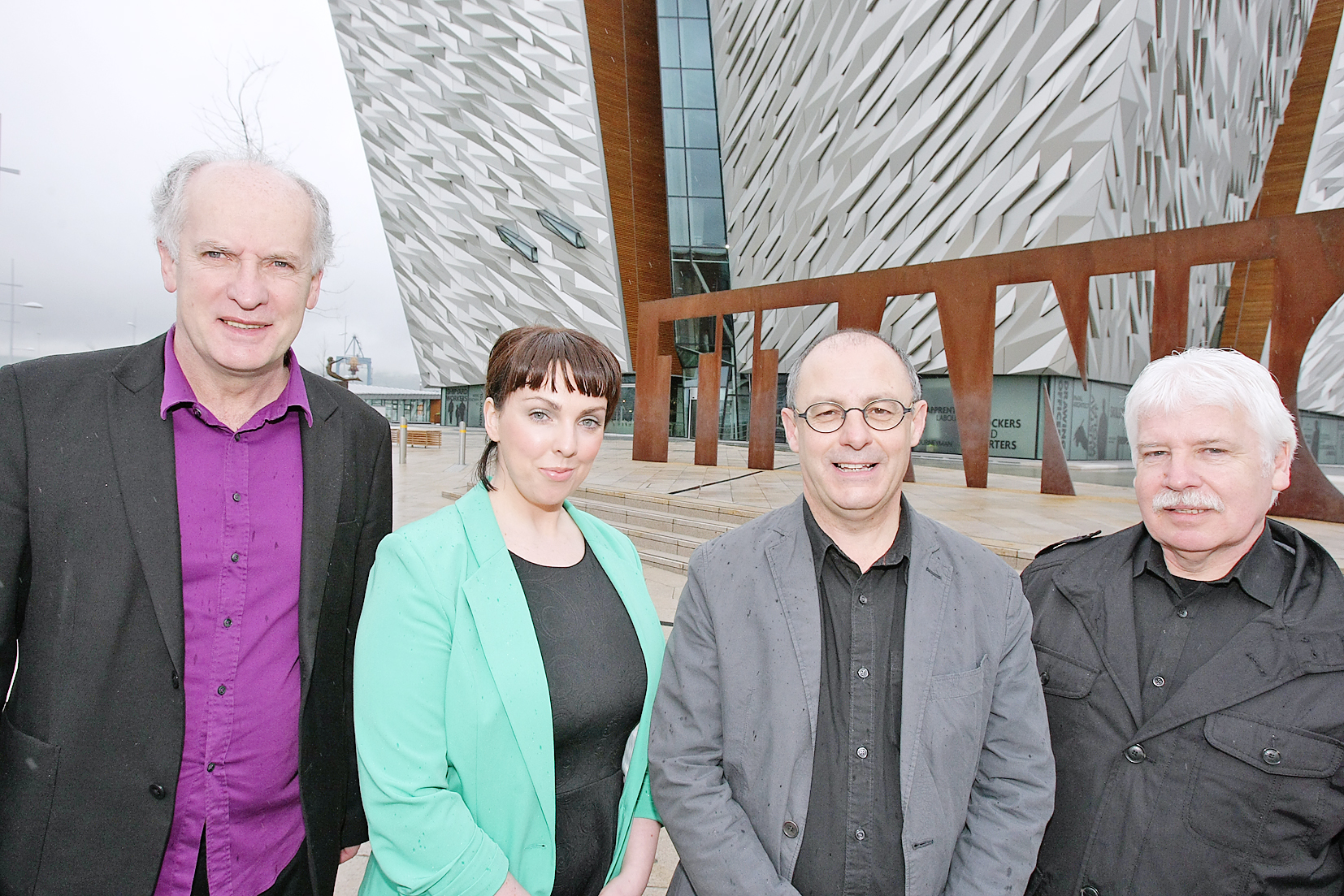 One City Conference Titanic Belfast 1105mj13