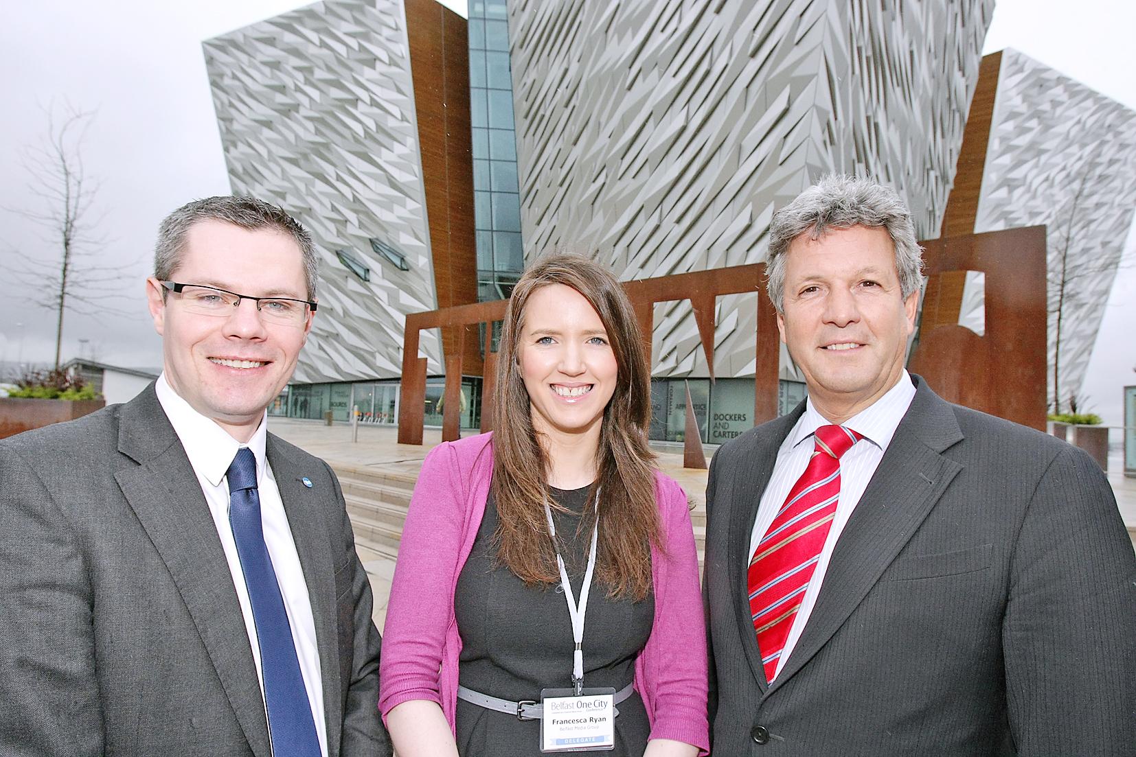 One City Conference Titanic Belfast 2105mj13