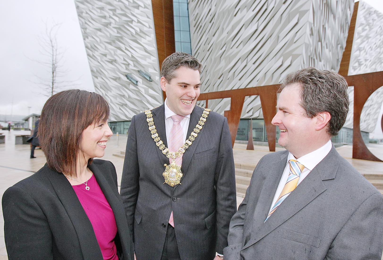One City Conference Titanic Belfast 3105mj13