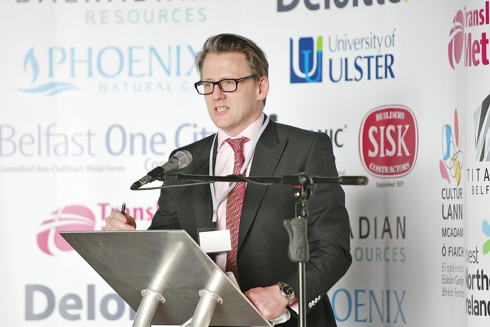 One City Conference Titanic Belfast 48105mj13