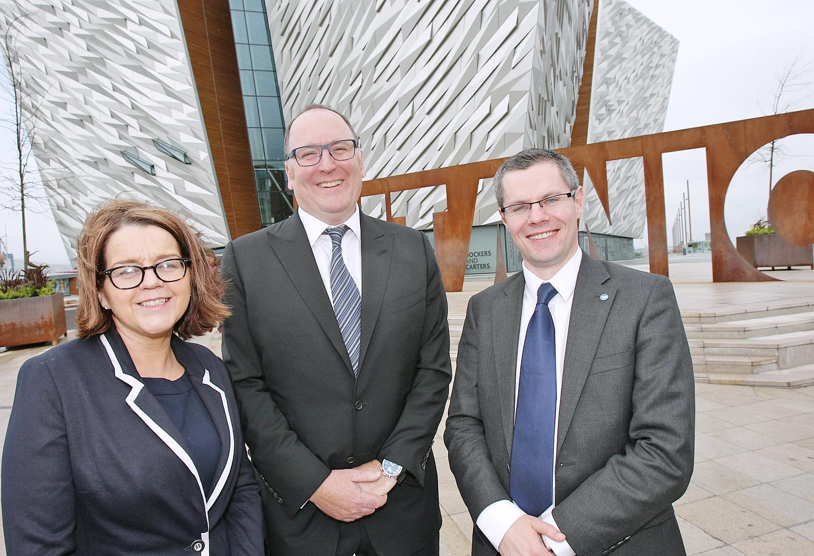 One City Conference Titanic Belfast 50105mj13