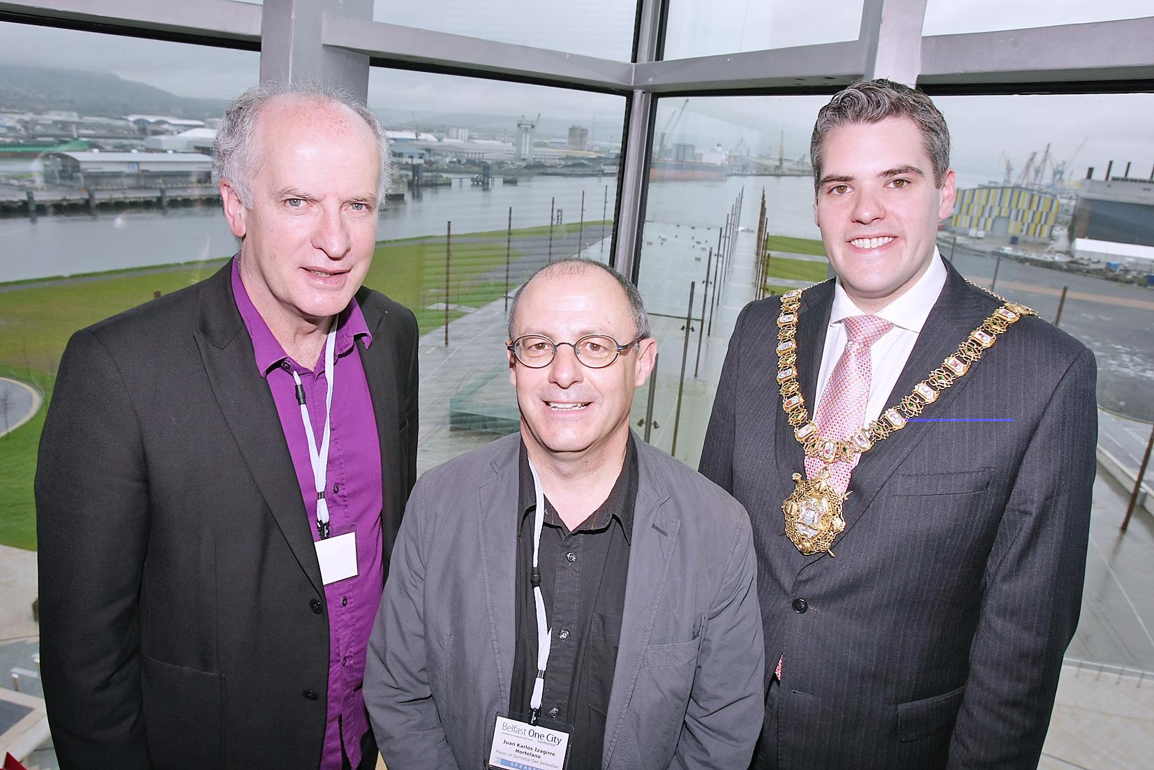 One City Conference Titanic Belfast 6105mj13