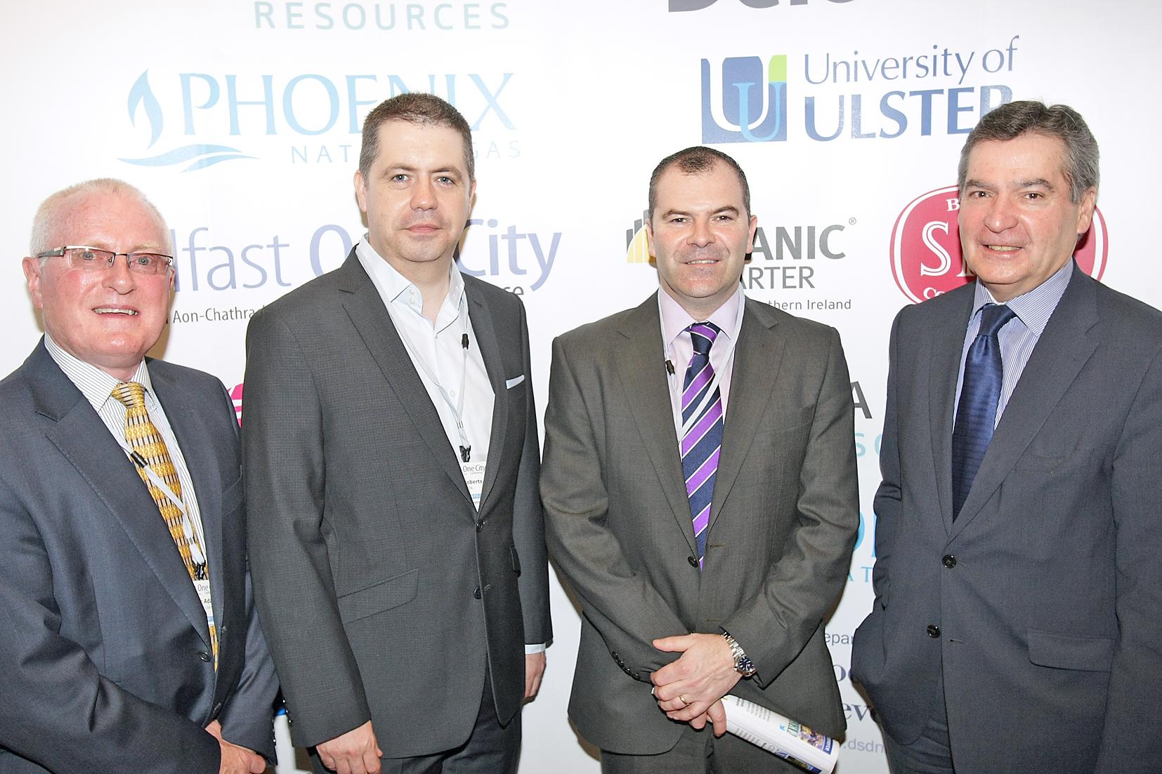 One City Conference Titanic Belfast 7105mj13
