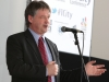Belfast MET E3, One City Conference 'Lifting the City' . pictured: Basil McCrea MLA 95JC13