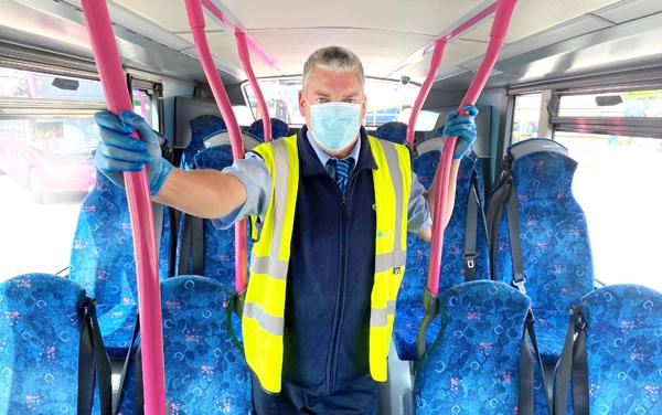 Bus driver covid 19 may 2020 07